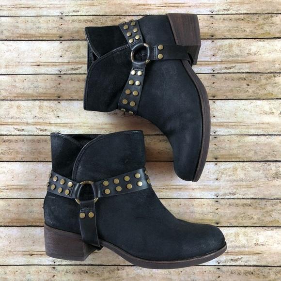 34c30bdfd22 UGG Darling Harness Stud Boots